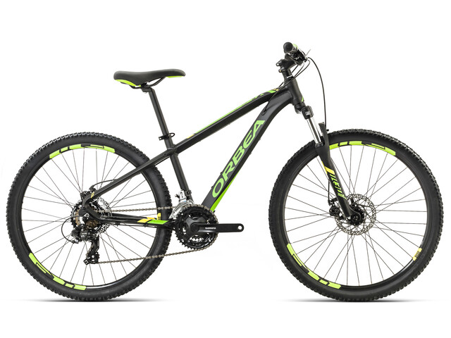 ORBEA MX 26 Dirt Youth Black-Green-Yellow